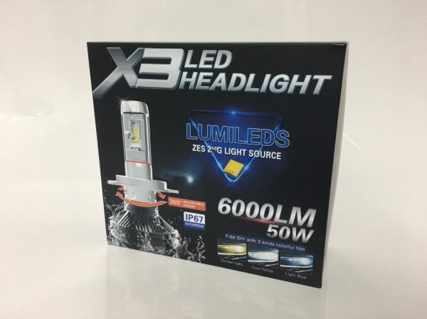 新型LEDヘッドライト/フォグライト入荷致しました